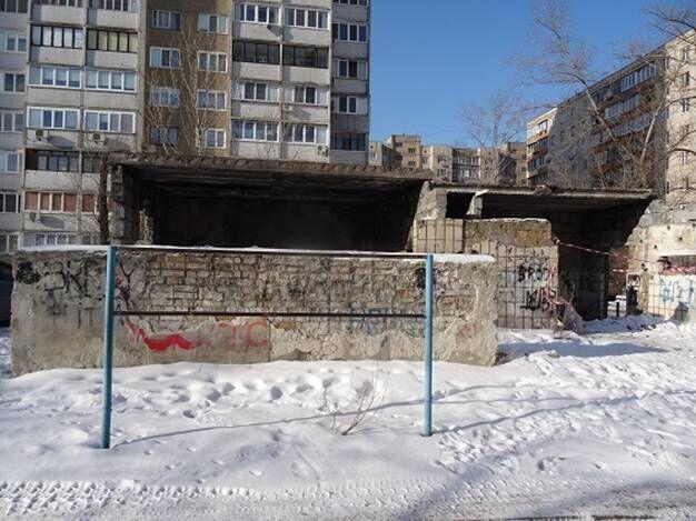 Убийство преподавателя МАУП в Киеве: полиция показала место трагедии