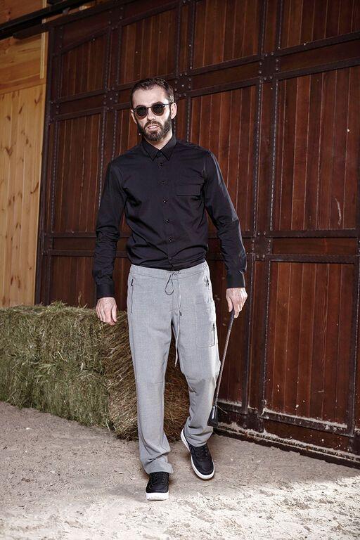 Стиль лидера: Андре Тан представил мужскую линию одежды весна-лето 2017