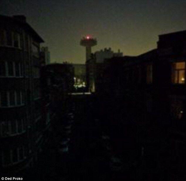 Город погрузился во тьму: появились фото и видео неожиданного блэкаута в Брюсселе