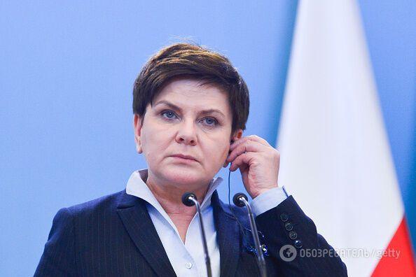 Стало відомо про стан прем'єра Польщі після ДТП
