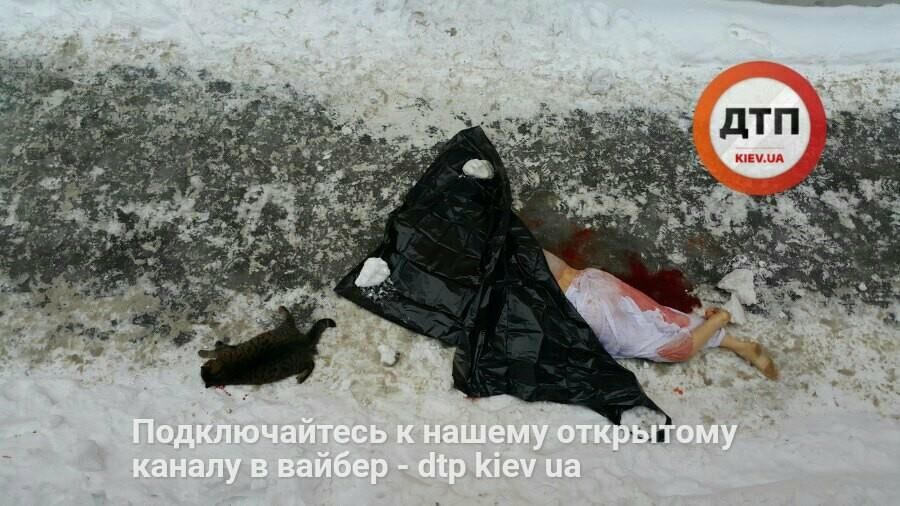 """На фоне любовных переживаний"": появились подробности кровавого ЧП на Позняках"