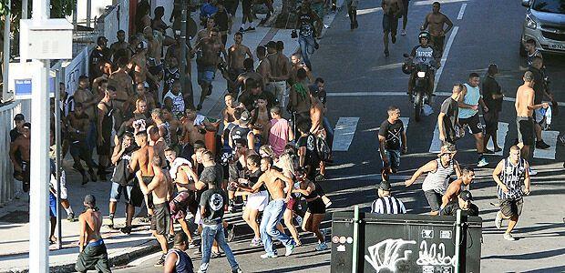 Убитый и семь раненных: все подробности футбольной трагедии в Бразилии