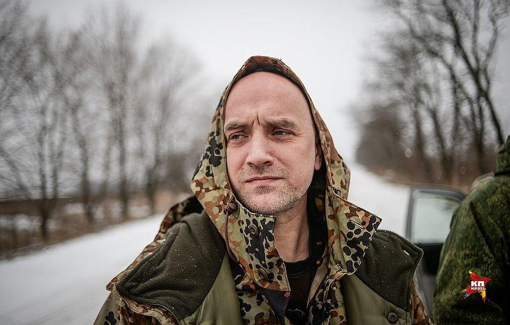 """""""Воюем не с Украиной"""": Прилепин рассказал, как будет """"брать"""" Киев"""