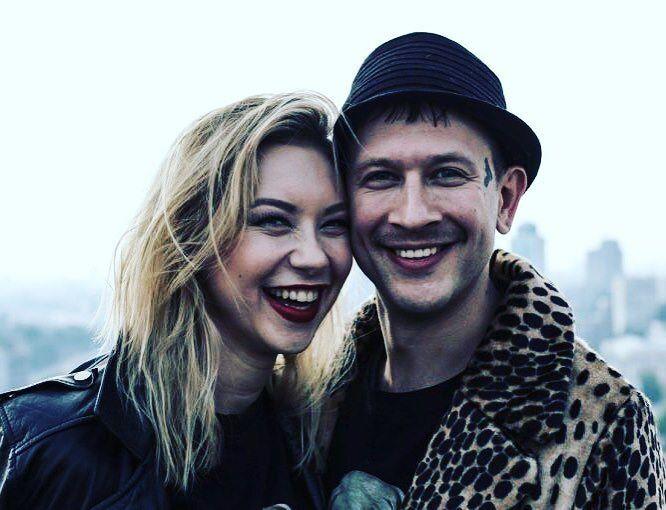 Дмитрий Ступка и Полина Логунова впервые станут родителями