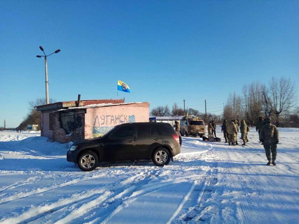 Становится горячо: участники блокады Донбасса заявили о новом этапе