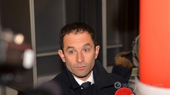 Правящая партия Франции официально объявила кандидата в президенты