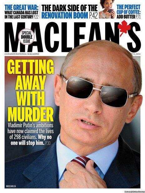 Maclean's (Канада), июль-август 2014 г.