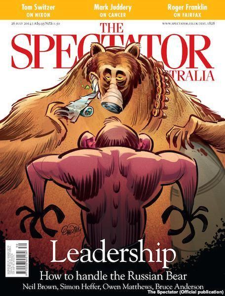 The Spectator (Великобритания), 26.07-01.08.2014 г.