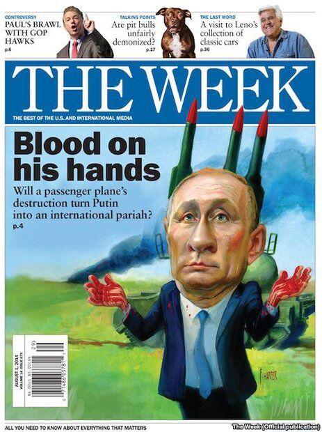 The Week (Великобритания), 1 августа 2014 г.