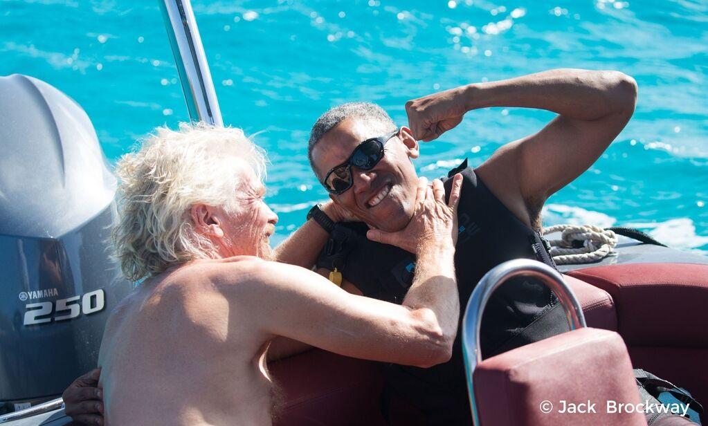 Восемь лет ждал: Обама оторвался с миллиардером на первом отдыхе после президентства