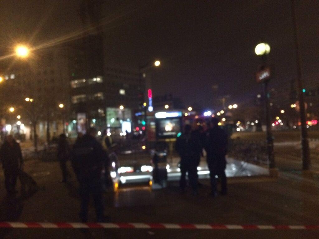 В парижском метро прогремел мощный взрыв: есть пострадавшие