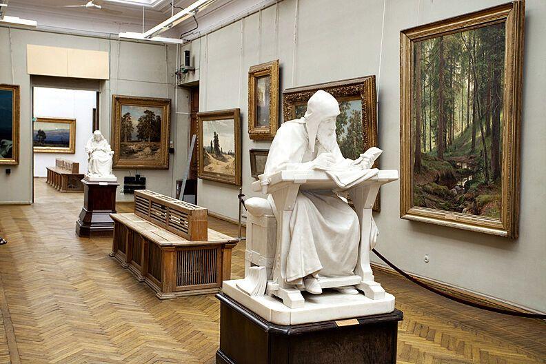 В Киеве переименуют музей русского искусства