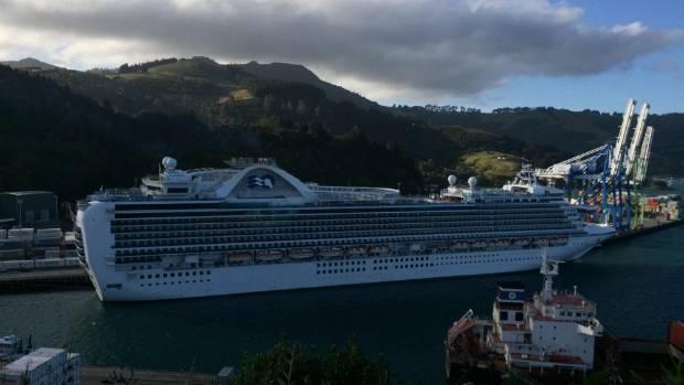 В Новой Зеландии прогремел взрыв на круизном лайнере: есть пострадавшие