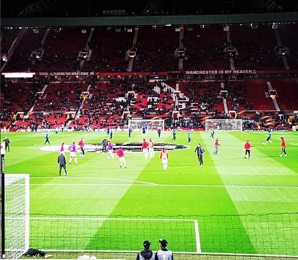 Манчестер Юнайтед - Ростов - 1-0: онлайн-трансляция 1/8 финала Лиги Европы