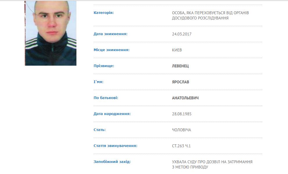 Суд дозволив затримати можливого спільника вбивці Вороненкова
