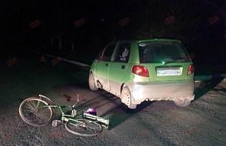 В Запорожской области машина сбила велосипедистку, есть пострадавшие (ФОТО)