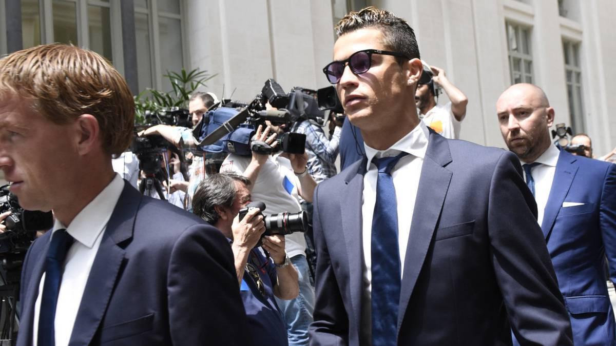 Громкий скандал в Испании: Криштиану Роналду грозит тюремное заключение