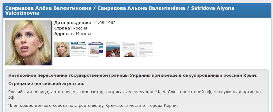 """Доездились в Крым: в чистилище """"Миротворца"""" - """"звездное"""" пополнение"""