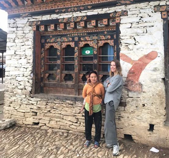 """Ксения Собчак нашла в Бутане """"храм Путина"""""""