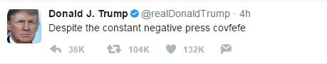 Трамп спантеличив інтернет дивним твітом: соцмережа сміється