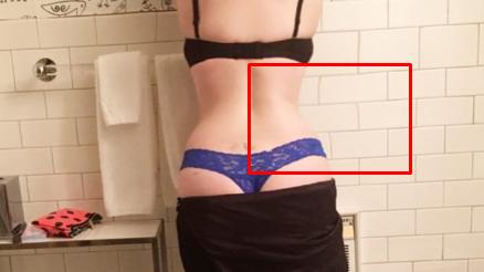 Застряла на 20 минут: Келли Осборн поделилась пикантным снимком из ванной