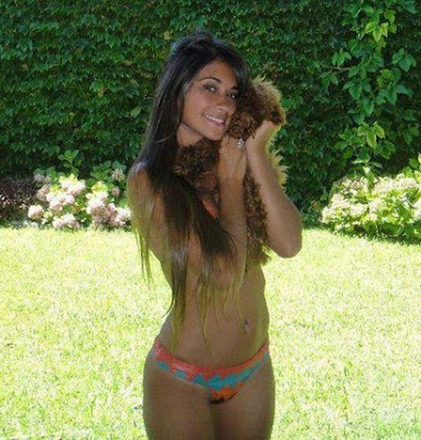 Месси женился: в сети показали самые яркие фото жены звездного футболиста