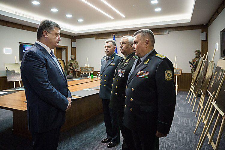 Порошенко представив нового головного прикордонника України
