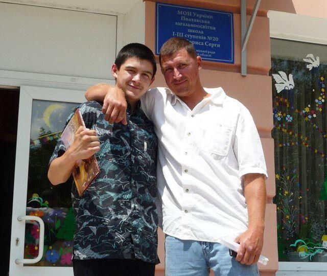 Роман і Олександр Марченко