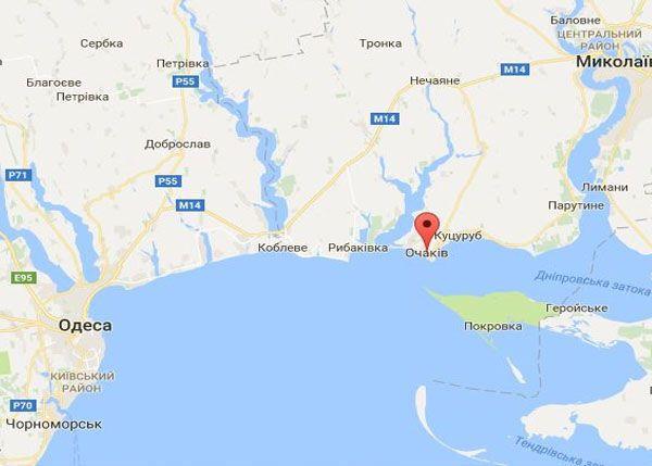 США начали строить центр ВМС в Украине