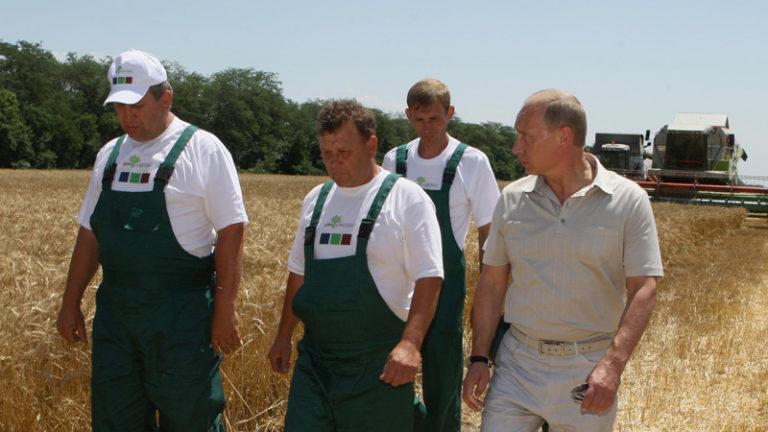 Putolini: Путина уличили в примитивном копировании Муссолини. Фоторепортаж
