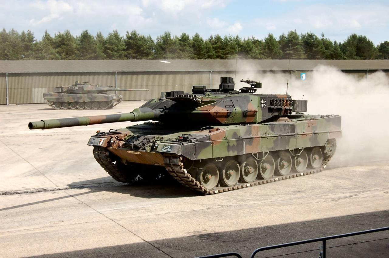 Танк Leopard 2 (Германия)