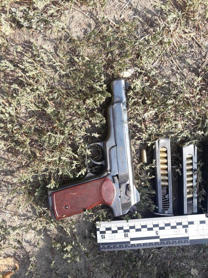 Стрельба с участием нардепа в Киеве: подробности