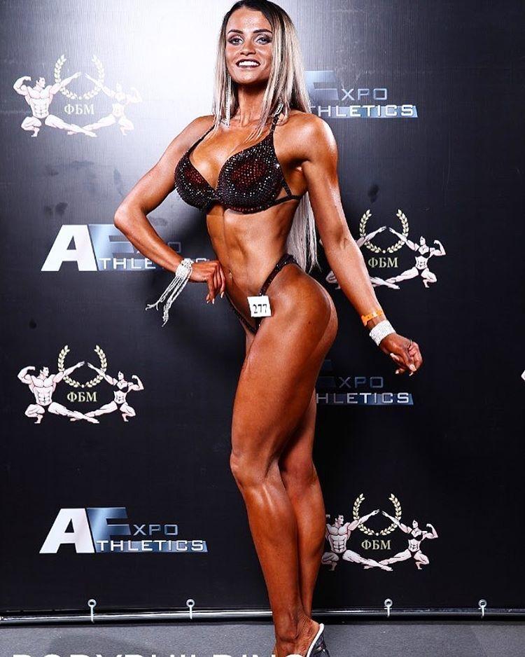 Чемпионка по фитнесу рассказала о значении секса перед соревнованиями