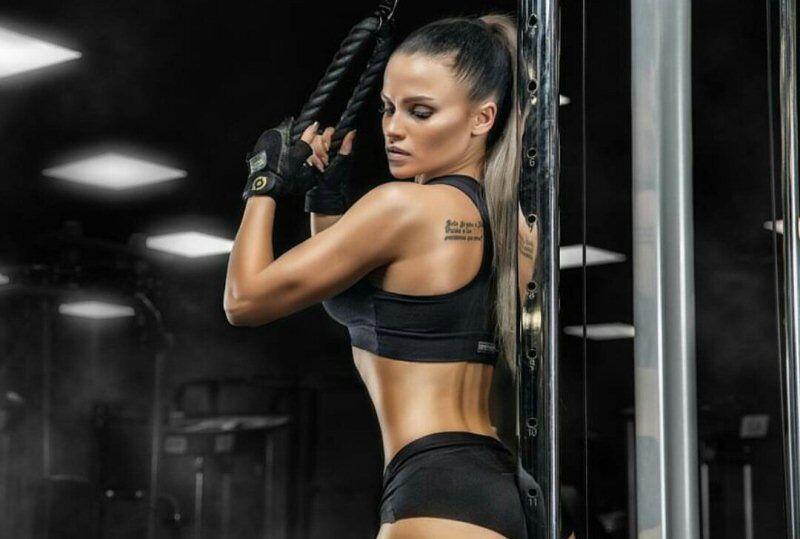 Чемпіонка з фітнесу розповіла про значення сексу перед змаганнями