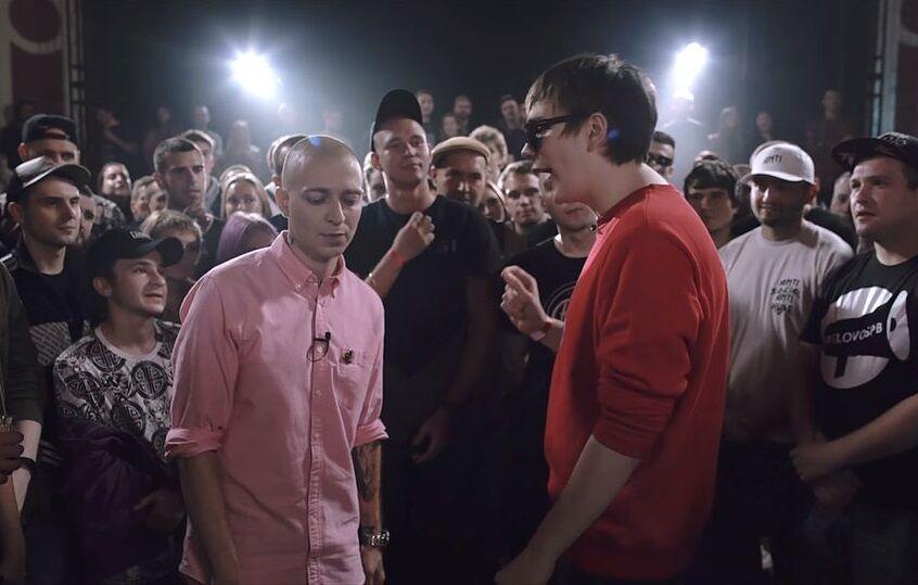 """Oxxxymiron VS Гнійний: в Росії хочуть заборонити новини про """"убогие"""" реп-баттли"""