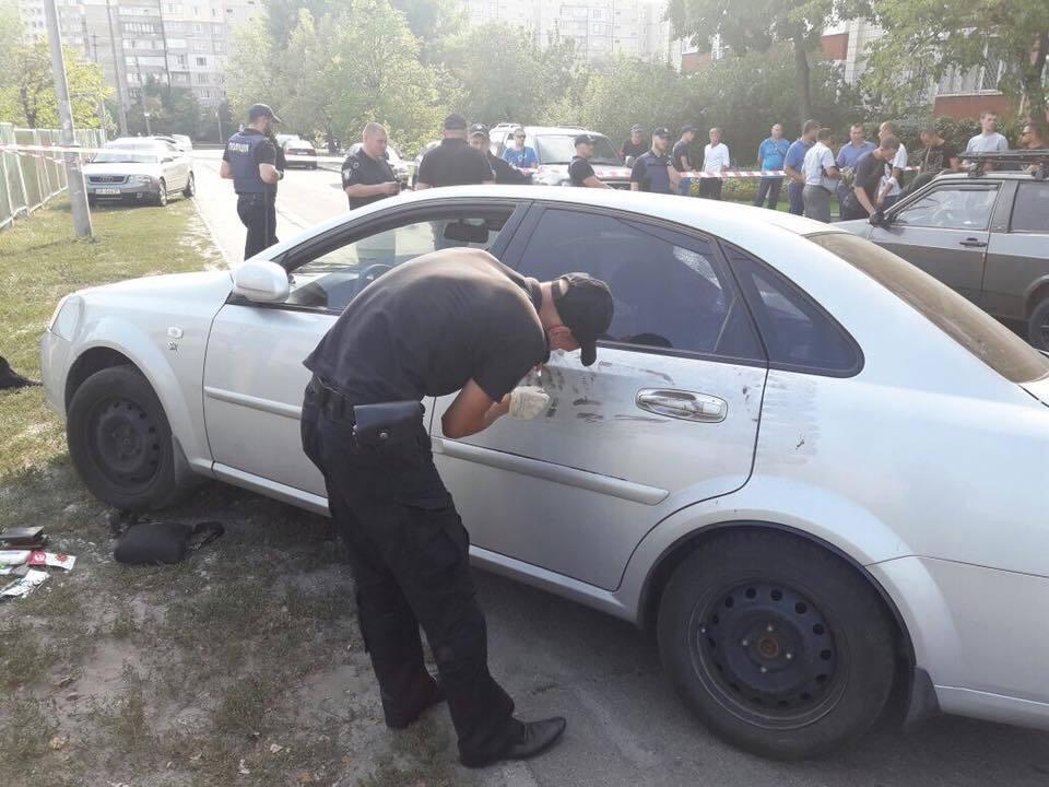 Стрілянина за участю нардепа в Києві: з'явилися подробиці