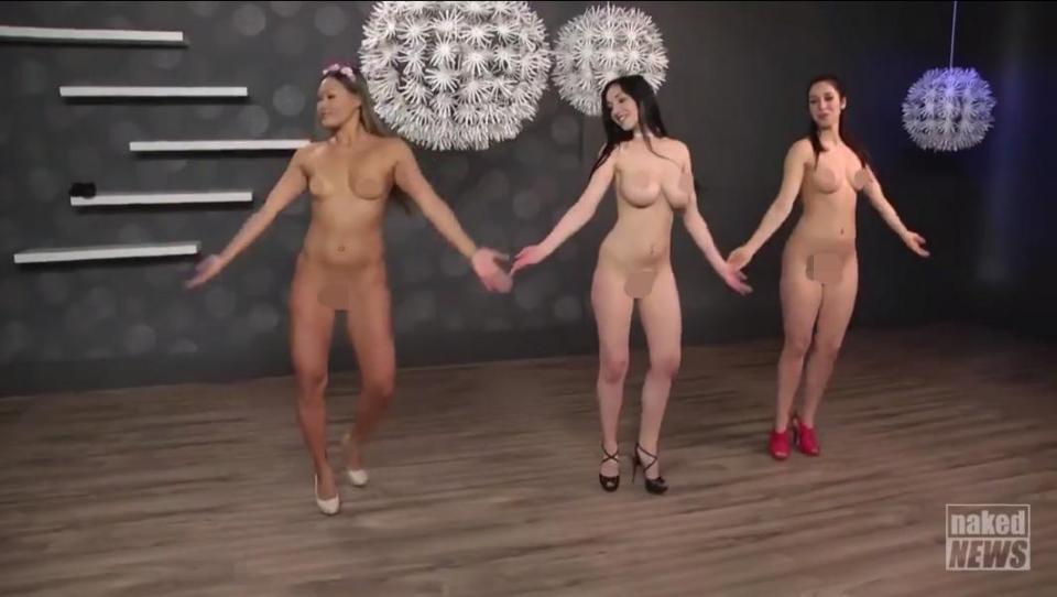 Порно Обнаженные Танцы На Сольных Концертах