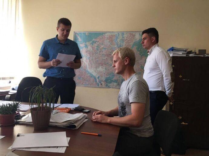 Полиция объявила подозрение Шабунину: все подробности