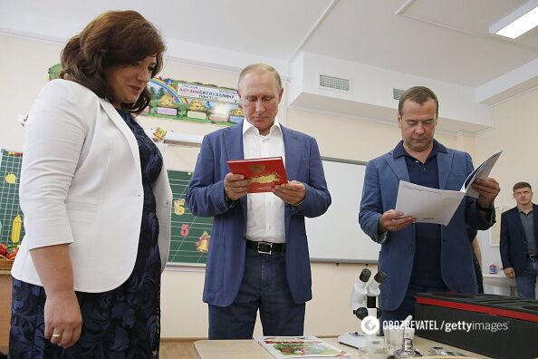 Путін приїхав до окупованого Криму: в Росії назвали причину