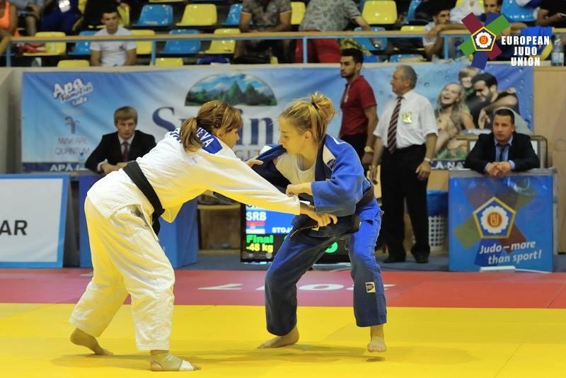 Україна здобула п'ять медалей у перший день Кубка Європи U-21 із дзюдо