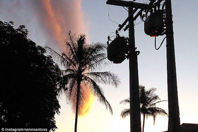 Над Бразилією зняли апокаліптичну хмару: в мережі заговорили про руку Бога