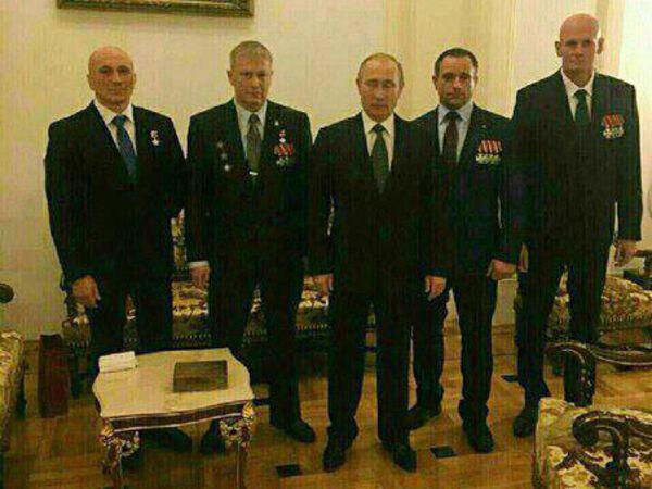 Владимир Путин  биография президента новости фото