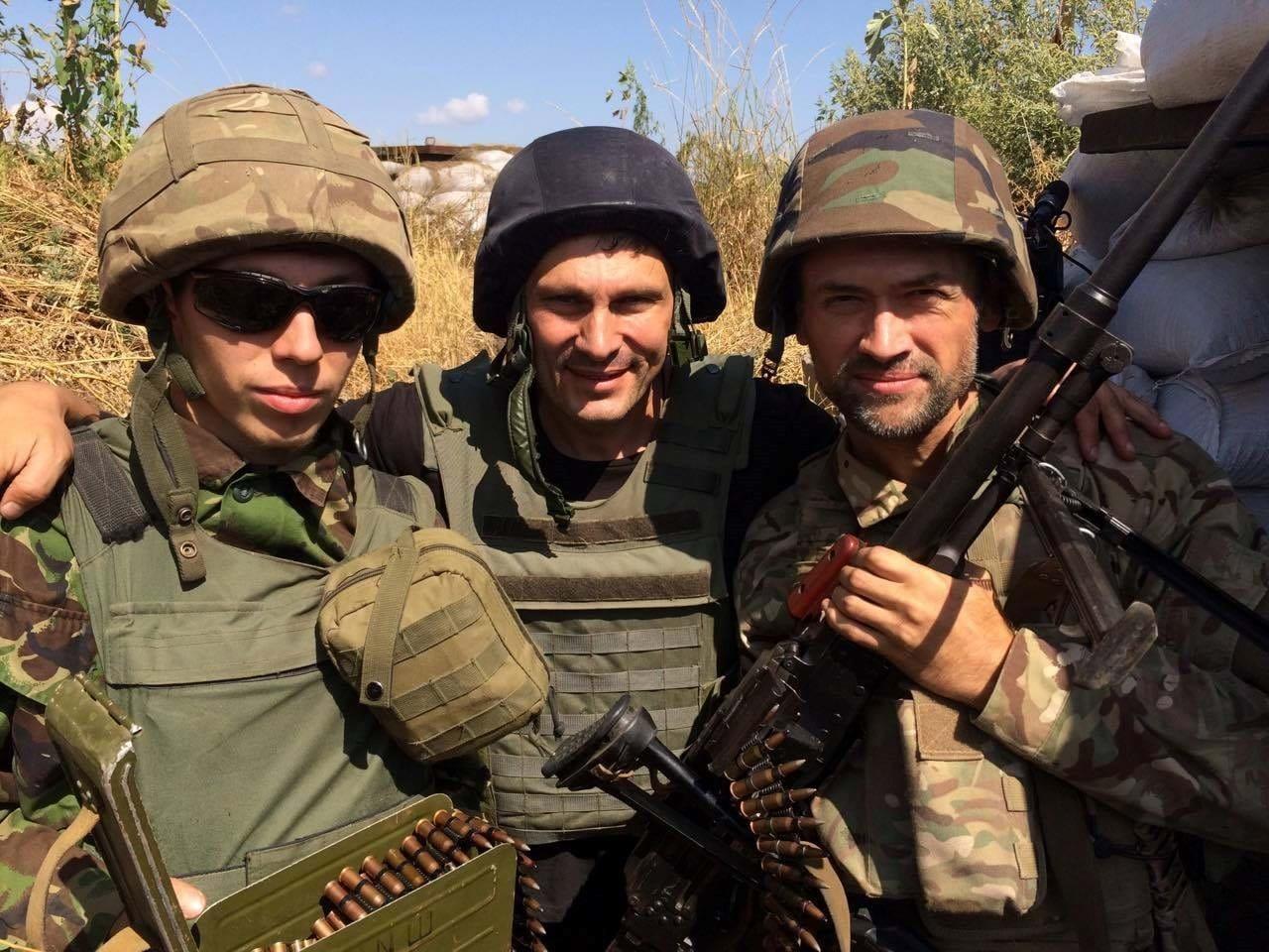 Актер-икона российской армии в силах АТО признался, о чем сожалеет