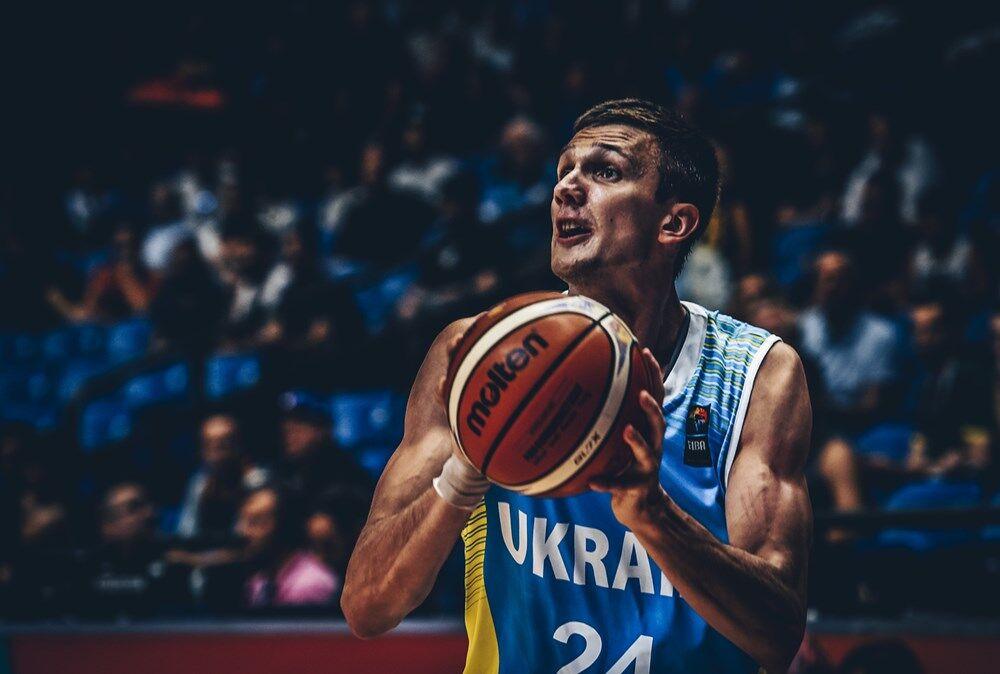 Сборная Украины дала бой Германии на старте Евробаскета-2017