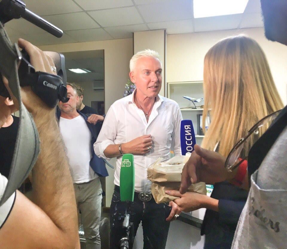 """""""Удел мерзавцев"""": в Крым прибыла легендарная немецкая группа"""