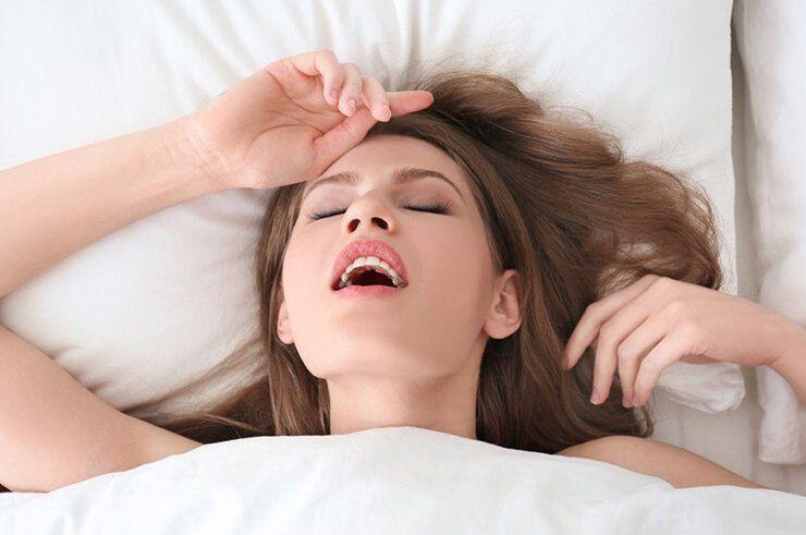 На що схоже жночий оргазм