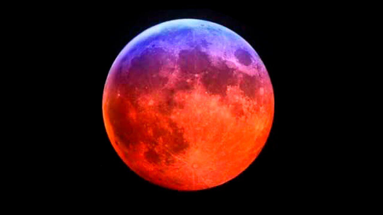 В день лунног затмения секс