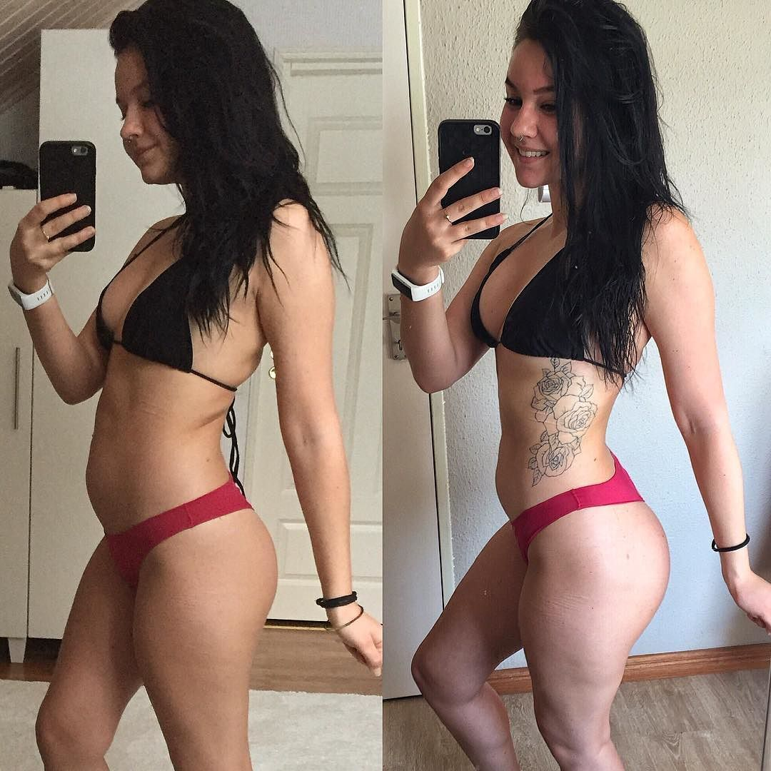 Блогерша показала, как фитнес-модели обманывают в Instagram
