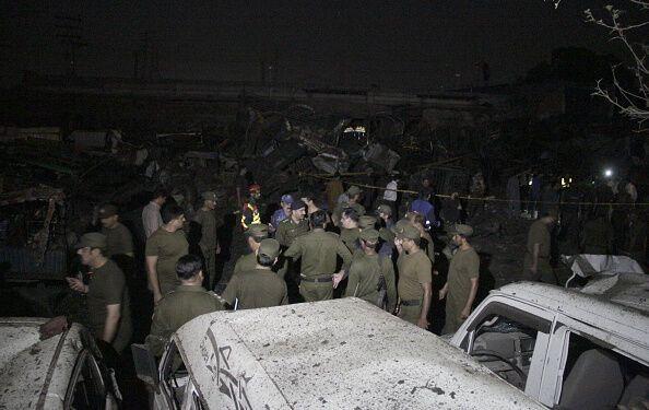 Кривавий теракт на ринку в Пакистані: опубліковані фото і відео