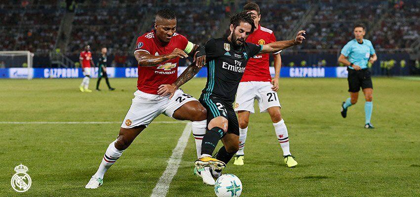 """""""Реал"""" обіграв """"Манчестер Юнайтед"""" і завоював Суперкубок УЄФА"""
